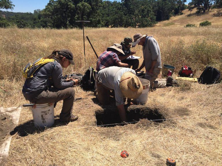 UC Davis Archaeological Field School